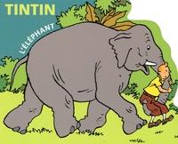Hergé - L'éléphant.