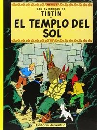 Hergé - Las aventuras de Tintin  : El templo del sol.