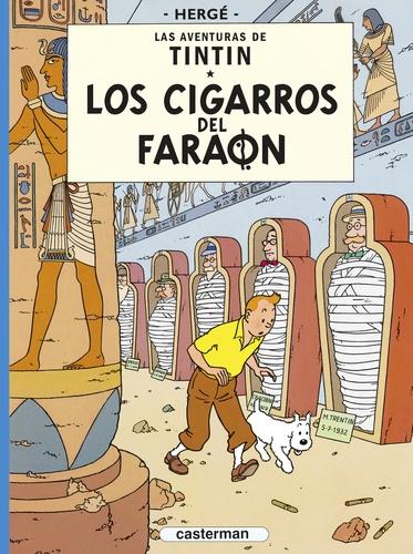 Las aventuras de Tintin : Los cigarros del faraon