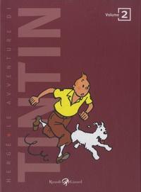 Hergé - Le avventure di Tintin - Volume 2, Tintin in America ; I sigari del faraone ; Il loto blu.