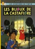 Hergé - Les Aventures de Tintin  : Les Bijoux de la Castafiore - Edition fac-similé en couleurs.