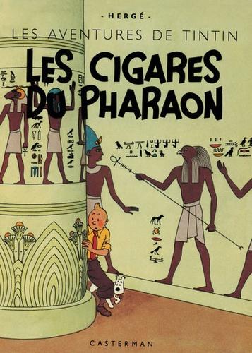 Hergé - Les Aventures de Tintin  : Les cigares du pharaon.