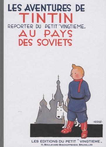 Hergé - Les Aventures de Tintin  : Pays des soviets.