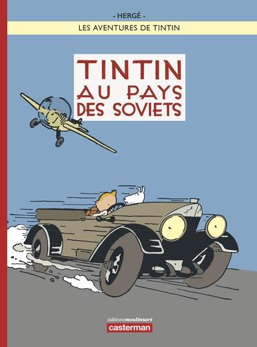 Les Aventures de Tintin  Tintin au pays des Soviets