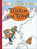 Hergé - Les Aventures de Tintin  : Tintin au Tibet - Edition fac-similé en couleurs.