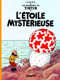Hergé - Les Aventures de Tintin Tome 10 : L'étoile mystérieuse.