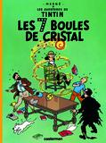 Hergé - Les Aventures de Tintin Tome 13 : Les sept boules de cristal.