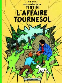 Hergé - Les Aventures de Tintin Tome 18 : L'affaire Tournesol.