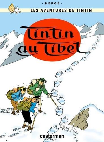 Hergé - Les Aventures de Tintin Tome 20 : Tintin au Tibet.