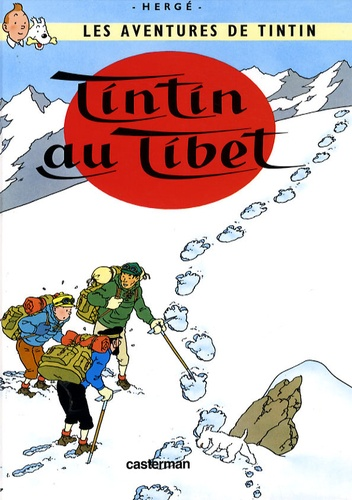 Hergé - Les Aventures de Tintin Tome 20 : Tintin au Tibet - Mini-album.