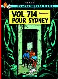 Hergé - Les Aventures de Tintin Tome 22 : Vol 714 pour Sydney.