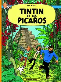 Hergé - Les Aventures de Tintin Tome 23 : Tintin et les Picaros.