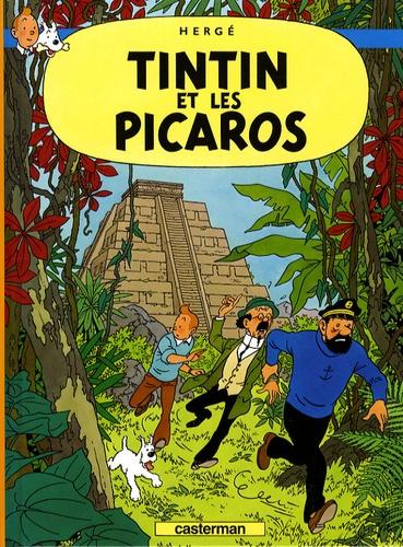 Hergé - Les Aventures de Tintin Tome 23 : Tintin et les Picaros - Mini-album.