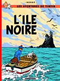 Hergé - Les Aventures de Tintin Tome 7 : L'île Noire.