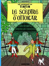Hergé - Les Aventures de Tintin Tome 8 : Le sceptre d'Ottokar.