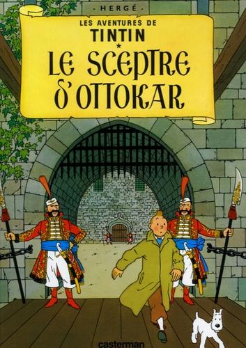 Hergé - Les Aventures de Tintin Tome 8 : Le sceptre d'Ottokar - Mini-album.