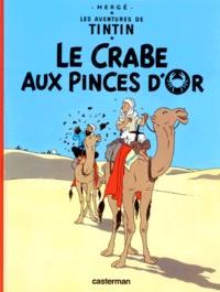 Hergé - Les Aventures de Tintin Tome 9 : Le crabe aux pinces d'or.