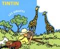 Hergé - Les girafes.