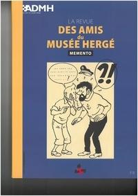 Hergé - Revue des amis du musee herge memento.
