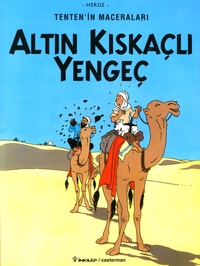 Hergé - Tenten'in Maceralari Tome 8 : Altin kiskaçli yengeç.