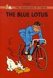 Hergé - The Adventures of Tintin 04. The Blue Lotus.