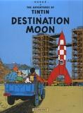Hergé - The Adventures of Tintin  : Destination Moon.
