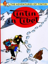 Hergé - The Adventures of Tintin  : Tintin inTibet.