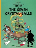 Hergé - The Adventures of Tintin Tome 13 : The Seven Crystal Balls.