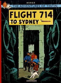 Hergé - The Adventures of Tintin Tome 22 : Flight 714 to Sydney.