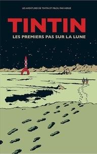 Hergé - Tintin les premiers pas sur la lune.
