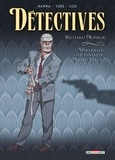 Herik Hanna et Nicolas Sure - Détectives Tome 2 : Richard Monroe - Who killed the fantastic Mister Leeds ?.