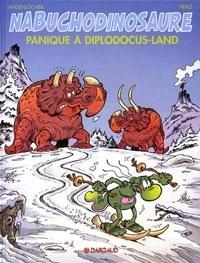 Herlé et  Widenlocher - Nab Tome 7 : Panique à Diplodicus-Land.
