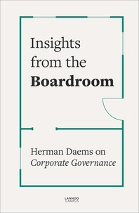 Herman Daems - Insights from the Boardroom - Herman Daems on corporate governance.