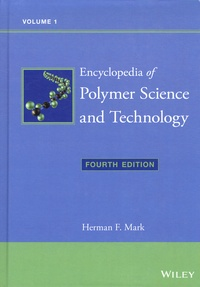 Encyclopedia of Polymer Science and Technology- 15 Volume Set - Herman F. Mark |