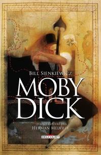 Herman Melville et Bill Sienkiewicz - Moby Dick.
