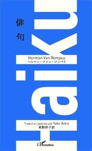 Herman Van Rompuy - Haïku - Edition français-flamand-anglais-japonais.