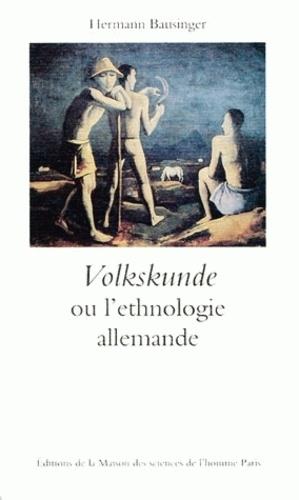 Hermann Bausinger - .