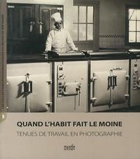 Hermann Bayer - Quand l'habit fait le moine - Tenues de travail en photographie.