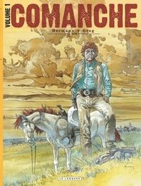 Hermann et  Greg - Comanche L'intégrale Tome 1 : .