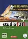 Hermann Funk et Christina Kuhn - Das Deutschbuch Studio 21 Deutsch als Fremdsprache B1.1. 1 DVD