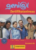 Hermann Funk - Genial - Zertifikatsniveau Kursbuch B1.