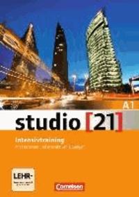 Hermann Funk et Rita Niemann - studio [21  Grundstufe A1: Gesamtband. Intensivtraining mit Audio-CD und Lerner-DVD-ROM.