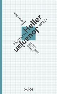 Hermann Heller et Olivier Jouanjan - Crise de la théorie de l'Etat.