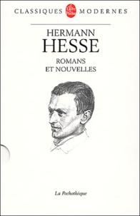 Hermann Hesse - .