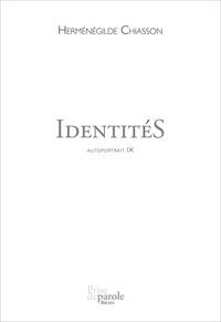 Herménégilde Chiasson - IdentitéS - Autoportrait IX.