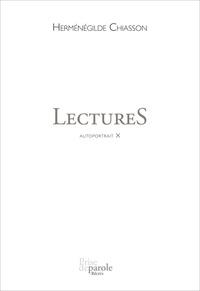 Herménégilde Chiasson - LectureS - Autoportrait X.