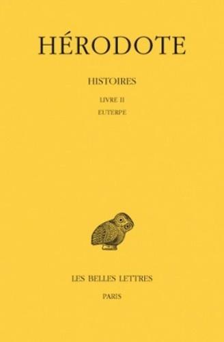 Hérodote - Histoire - Tome 2, Euterpe.