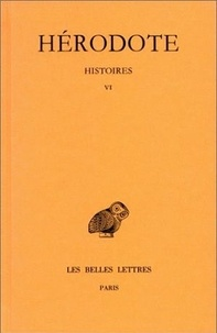 Hérodote - Histoires - Tome 6.