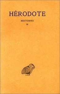 Hérodote - Histoires - Tome IX, Calliope.