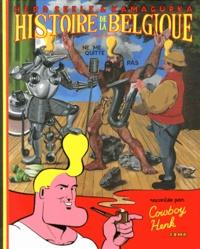 Herr Seele et  Kamagurka - Histoire de la Belgique pour tous racontée par Cowboy Henk.